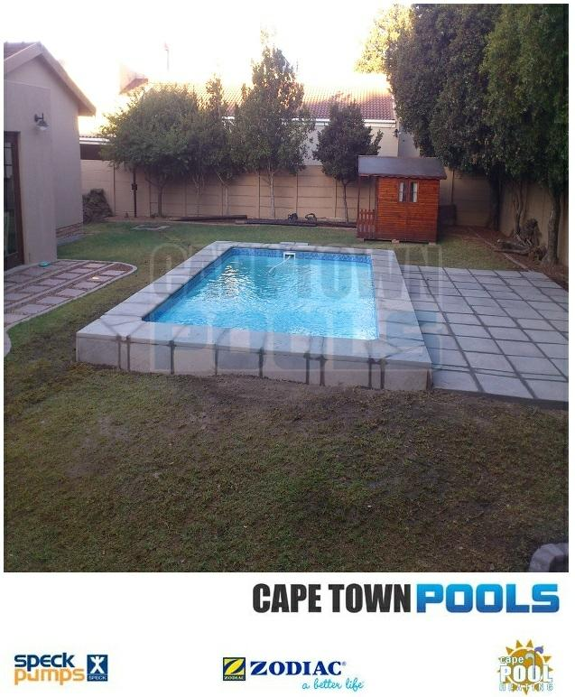 About Cape Town Pools Quality Fibreglass Swimming Pools